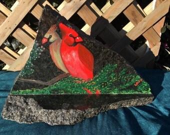 Cardinal Pair SOLD