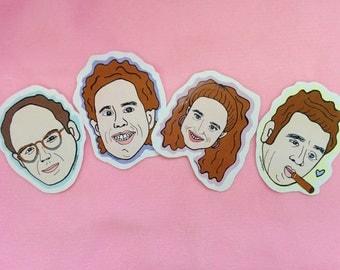 Seinfeld sticker pack