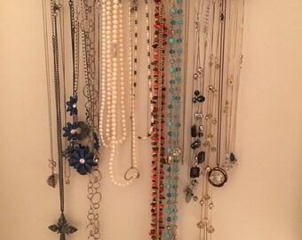 Hanging Jewelry Rack Etsy