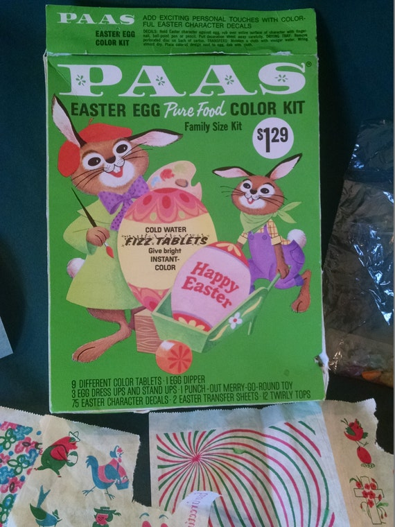 Easter Egg Coloring Decorating Kits Page Five | Easter Wikii