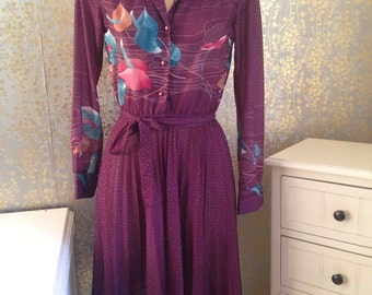 Vintage Dress Size 10 uk