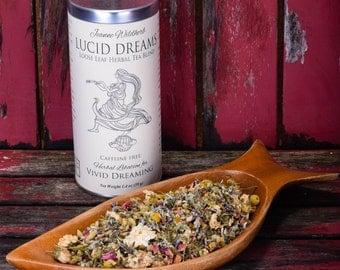 Lucid Dreams Loose Leaf Herbal Tea