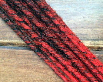 Synthetic Dreads - Cherry Transitional SE - SET OF 4