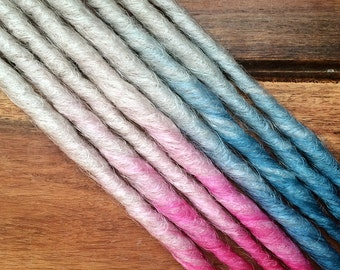 Synthetic Dreads - Harley Quinn Ombre SE - SET OF 4