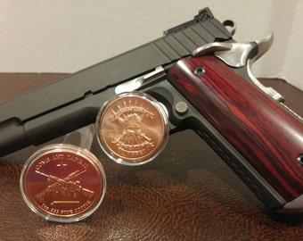 GUN PROPS, Copper coin series