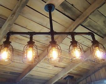 Rustic Lighting Etsy