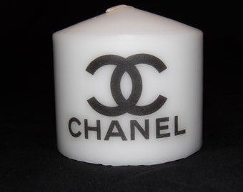 Chanel Inspired Candle