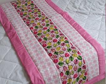 Bed Runner for single bed