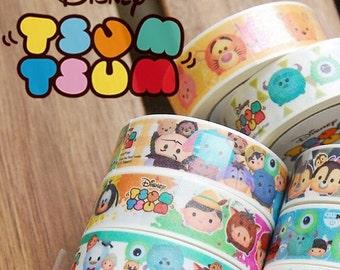 Tsum Tsum Washi Tape Full Roll