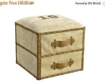 Shop Sale Pouffe storage with drawers