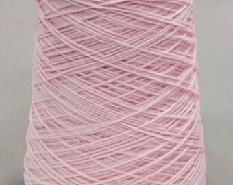 Wool Crafters Baby Pink Yarn, 100% New Zealand Wool 5lbs.