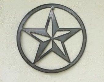 "Nautical star- 15"""