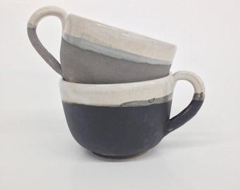 Rustic Handmade Mugs