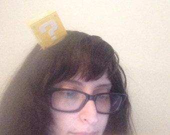 Mario Box Tin Headband