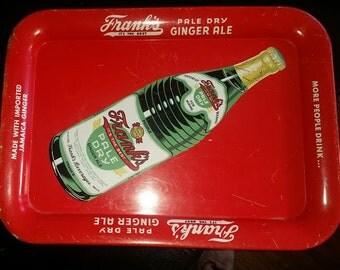 frank's beverage tray