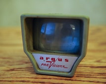 Argus Previewer for slides - 1960's