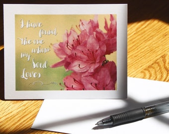 ADD A NOTE CARD to your gift!