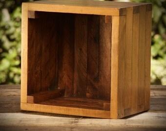 Butcher Block Box