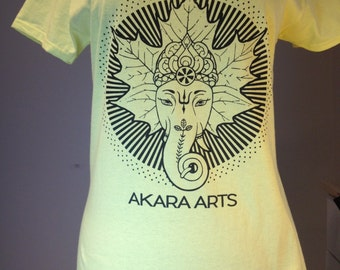 Akara Arts Ganesha Women's T-shirt