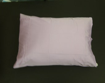 "FREE SHIPPING !!! All Organic Cotton Pillow Insert for Toddler- 12"" x 16""- Bedding - Nursery - Pillow."