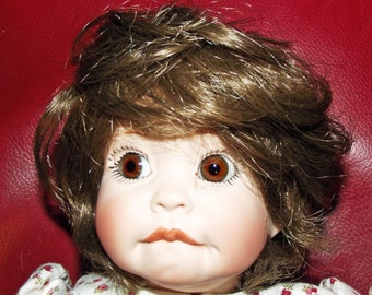 Repro artist doll (unknown) Joey, about 35 cm (2)