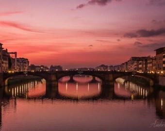 Bridge over the River Fiume