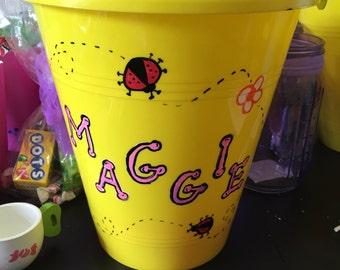 Personalized pails