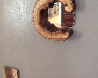 Hollow Hickory Mirror