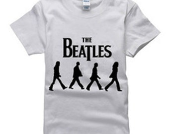 The Beatles Abbey Road Silhouette