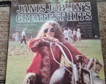 Janis Joplin - Janis Joplin's Greatest Hits - PC 32168 - 1973 - 1990 Reissue
