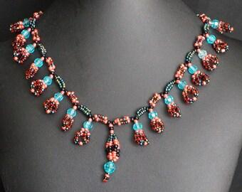 Devi Bead Necklace #006