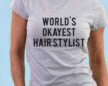 hair stylist, hair stylist gift, hair stylist shirt, hair stylist apron, Funny hair stylist Shirt - 374