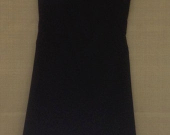 SALE PRICE Vintage 60s Shift Dress, size 14