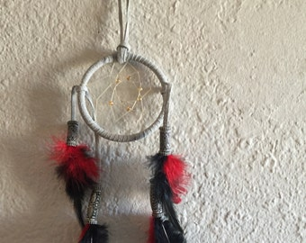Traditional Native American Dreamcatcher