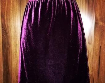 Velvet love Skirt