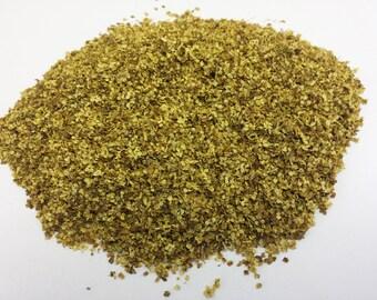 WILD HARVESTED Elderflower Elder flowers Herbal Tea Loose Saltadorio herbs direct from Portugal