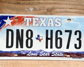 texas tag lookup