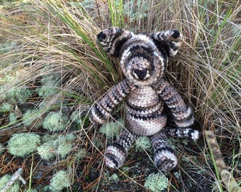 Crochet Calico Cat