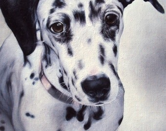 "Custom 8""x11"" Pet Portrait"