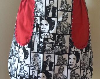 Star Wars 1950's style apron
