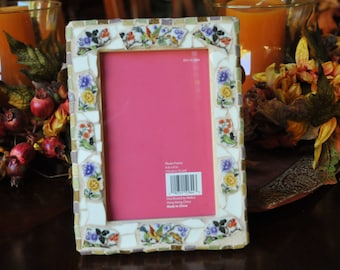 SALE!  20% OFF!  4X6 Mosaic Picture Frame