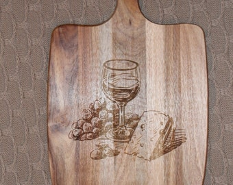 Personalized Cutting Board, Wedding Gift, House Warming Gift, Birthday Gift