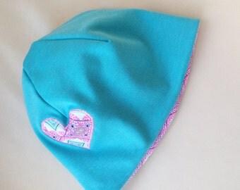 Children's reversible hat