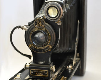 No. 1-A Autographic Kodak Folding Camera 1910