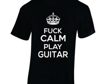 Play Guitar shirt