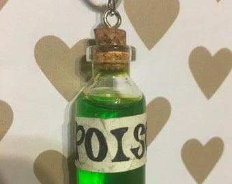 Poison Bottle Necklace