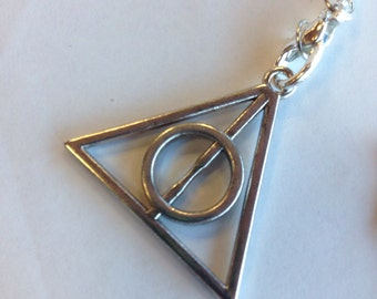Deathly Hallows necklace harry potter