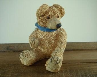 Teddy Bear Peter Fagan Bumble Bear Collectible Vintage Ornament Colourbox Bear TC224
