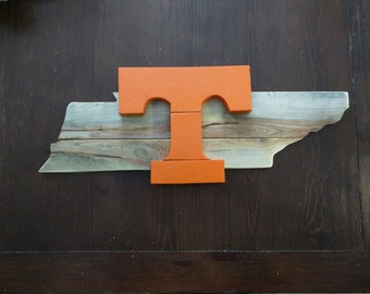 Customized hand painted Tennessee pallet sign