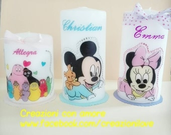 Handmade personalized candles for any occasion candles for your occasions